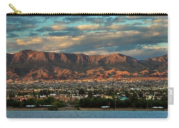 Sunset Over Havasu Carry-all Pouch