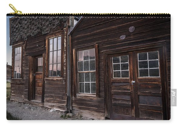 Sunset Window Reflections Carry-all Pouch