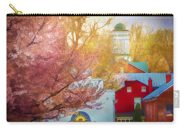 Sunshine In Springtime Carry-all Pouch