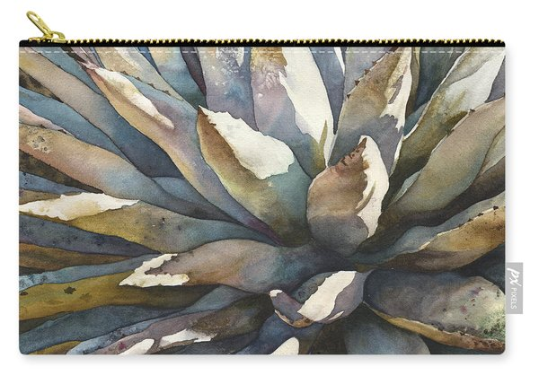 Sunstruck Yucca Carry-all Pouch