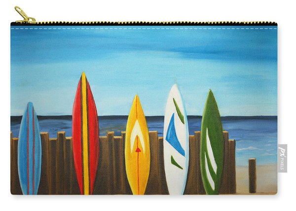 Surf On Carry-all Pouch