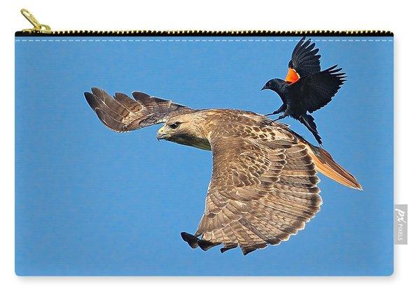 Surfer Bird  Carry-all Pouch
