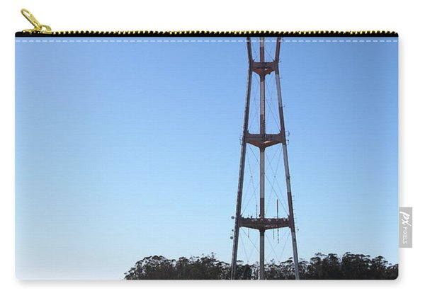 Sutro Tower San Francisco California 5d28061 Carry-all Pouch
