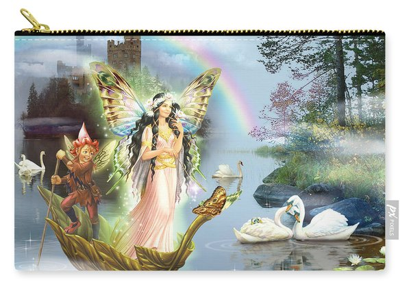 Swan Lake Fairy Carry-all Pouch