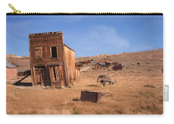 Swazey Hotel Bodie Ghost Town Carry-all Pouch