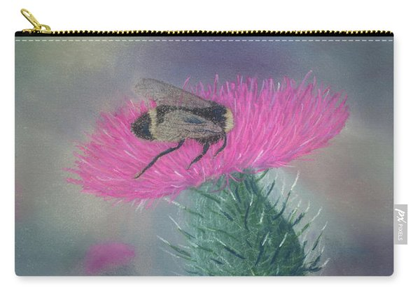 Sweet And Prickly Carry-all Pouch