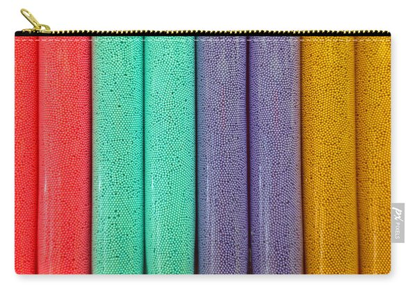 Sweet Colors Carry-all Pouch