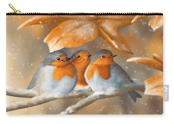 Sweet Nature Carry-all Pouch