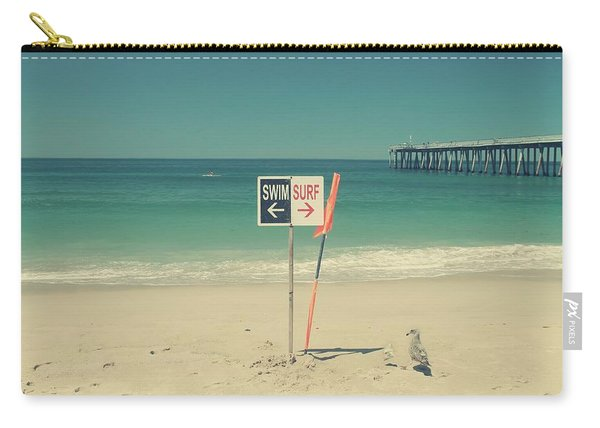 Swim And Surf Carry-all Pouch