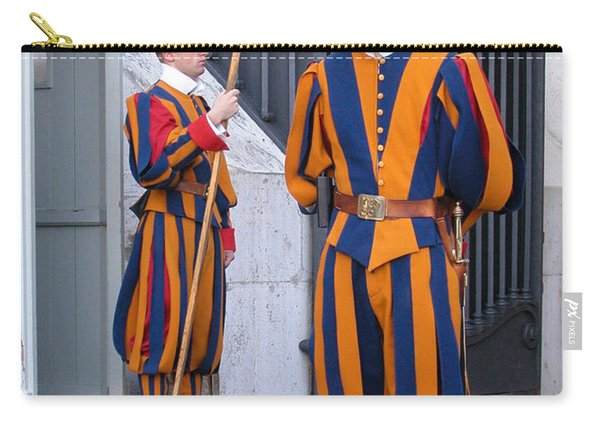 Swiss Guard Carry-all Pouch