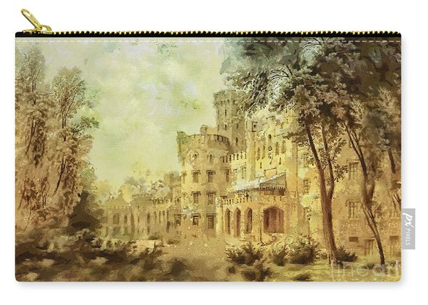 Sybillas Palace Carry-all Pouch