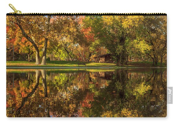 Sycamore Reflections Carry-all Pouch
