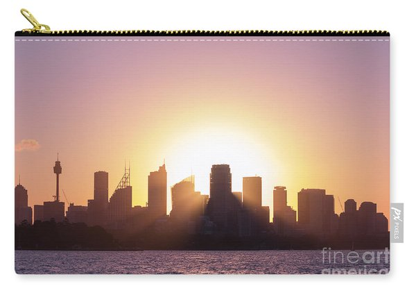 Sydney's Evening Carry-all Pouch