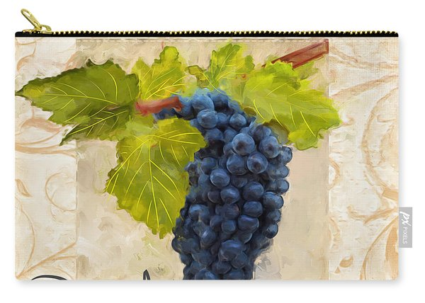 Syrah Carry-all Pouch