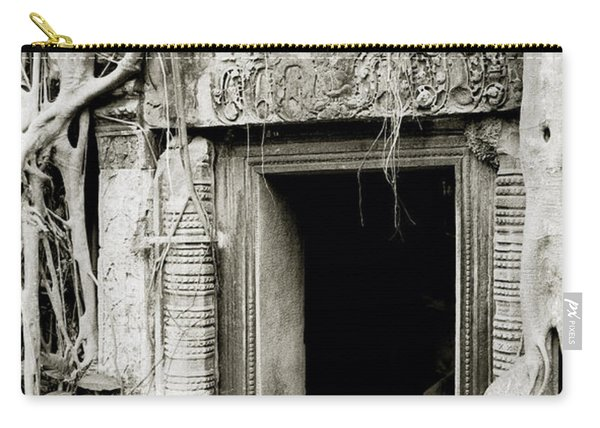 Ta Prohm Doorway Carry-all Pouch