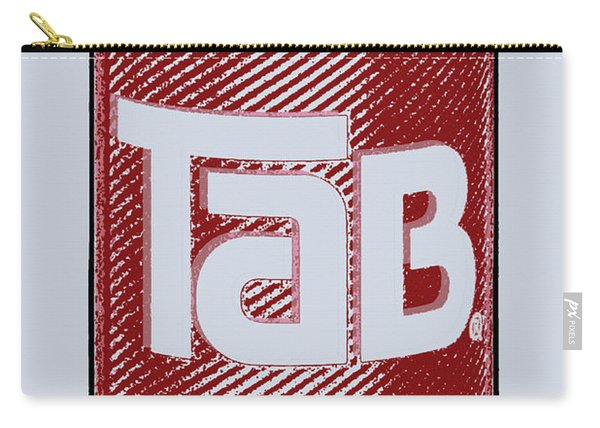 Tab Ode To Andy Warhol Carry-all Pouch