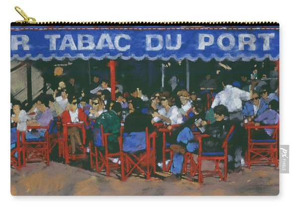 Tabac Du Port Carry-all Pouch