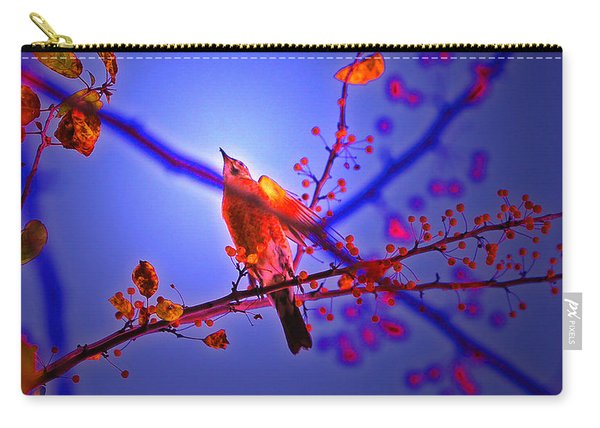 Taking Flight By Jrr Carry-all Pouch