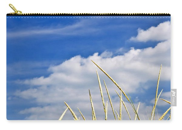 Tall Grass On Sand Dunes Carry-all Pouch