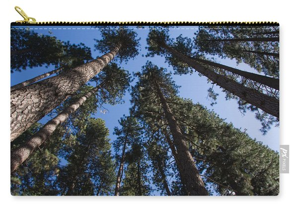 Talls Trees Yosemite National Park Carry-all Pouch