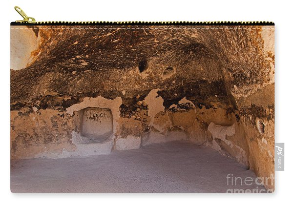 Talus Housefront Room Bandelier National Monument Carry-all Pouch