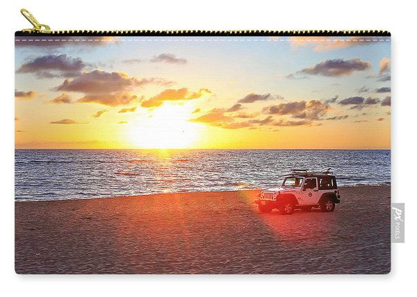 Tamarack At Sunset Carry-all Pouch