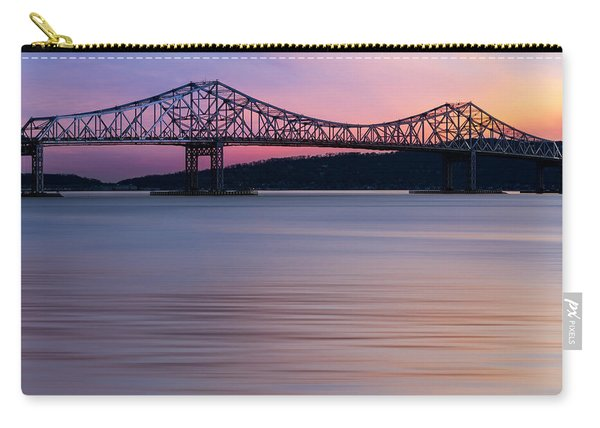 Tappan Zee Bridge Sunset Carry-all Pouch