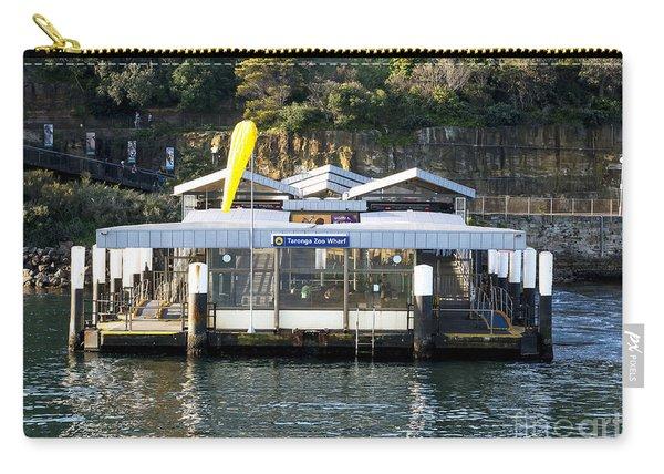 Taronga Zoo Wharf Carry-all Pouch