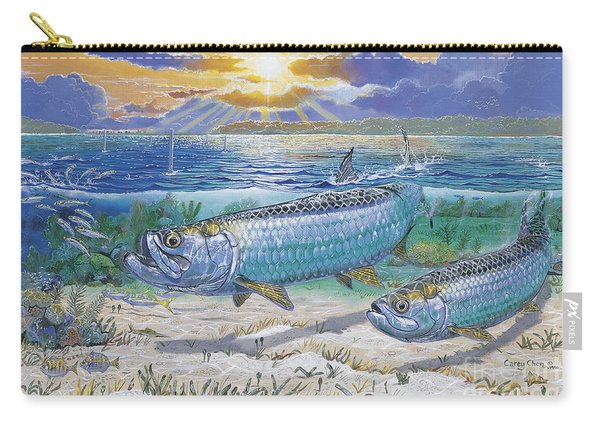 Tarpon Cut In0011 Carry-all Pouch