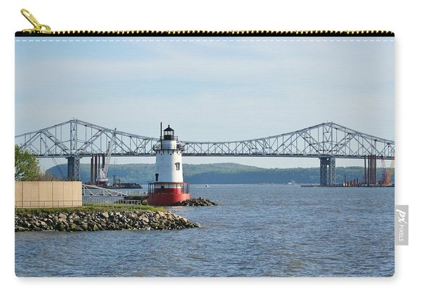 Tarrytown Lighthouse Carry-all Pouch