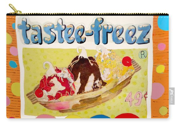 Tastee Freez Carry-all Pouch