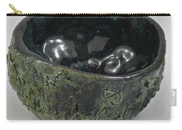 Tea Bowl #5 Carry-all Pouch
