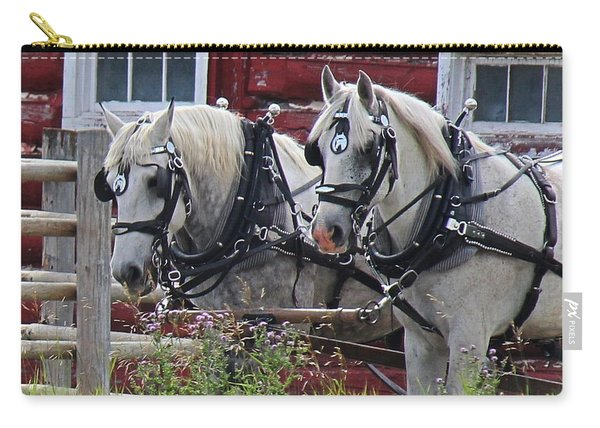 Team Of Greys Carry-all Pouch