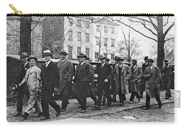 Teapot Dome Trial Jury Carry-all Pouch