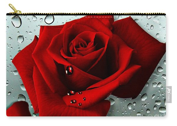 Tears From My Heart Carry-all Pouch