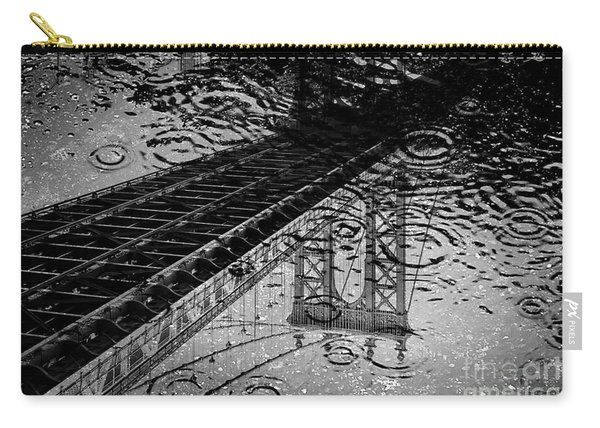 Tears Of New York Carry-all Pouch