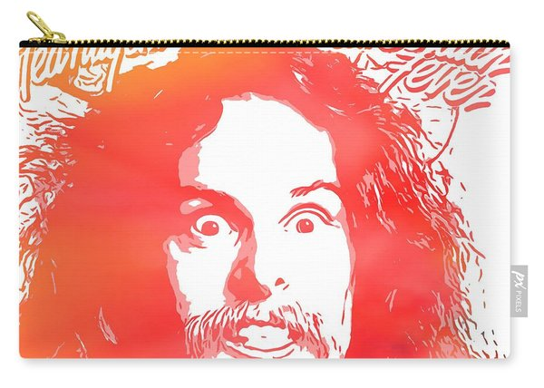 Ted Nugent Cat Scratch Fever Carry-all Pouch