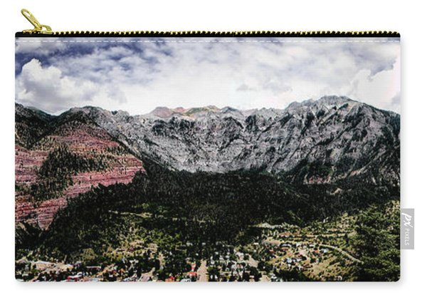 Telluride From The Air Carry-all Pouch