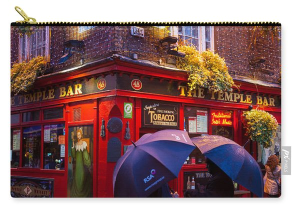 Temple Bar Carry-all Pouch