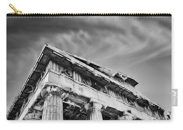 Temple Of Hephaestus- Athens Carry-all Pouch