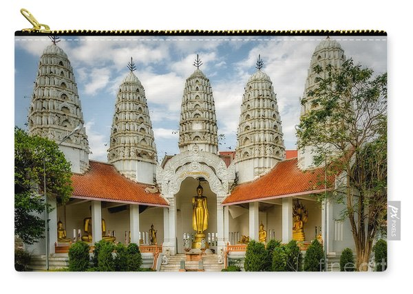 Temple Towers Carry-all Pouch