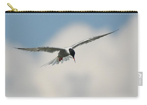 Tern In Flight Carry-all Pouch