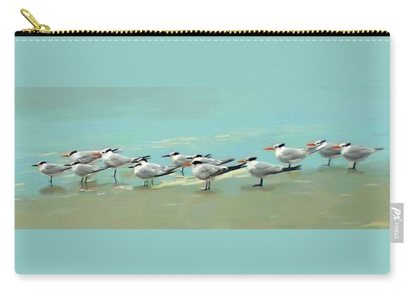 Tern Tern Tern Carry-all Pouch