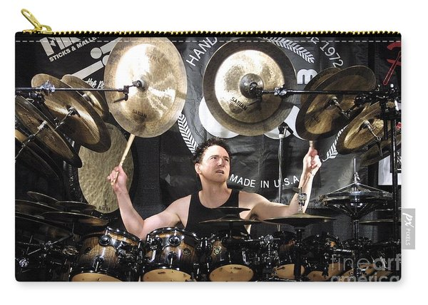 Terry Bozzio Carry-all Pouch