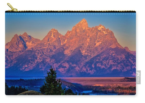 Teton Peaks Carry-all Pouch