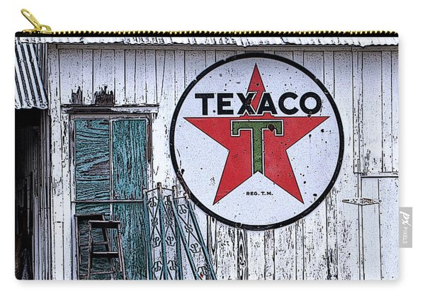 Texaco Times Past Carry-all Pouch