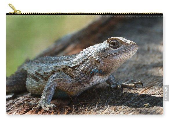 Texas Lizard Carry-all Pouch