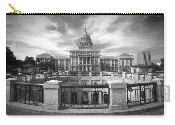 Texas State Capitol Vi Carry-all Pouch