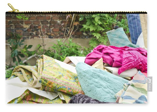 Textiles Sale Carry-all Pouch