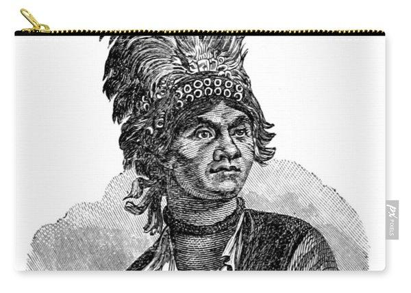 Thayendanegea, Joseph Brant, Mohawk Carry-all Pouch